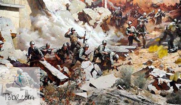 موضوع تعبير عن حرب اكتوبر وخط بارليف