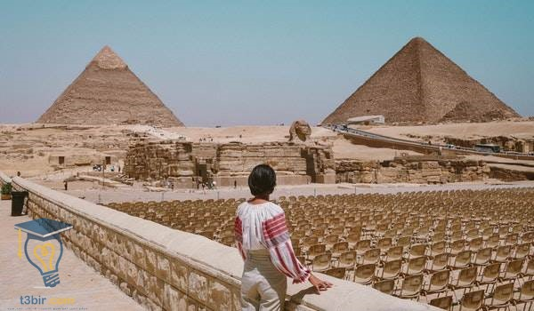 موضوع تعبير عن رحلة مدرسية الى الاهرامات