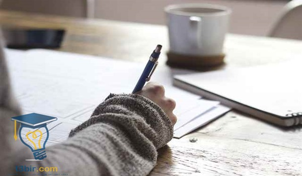 كيفية كتابة موضوع تعبير للصف الثالث الابتدائى