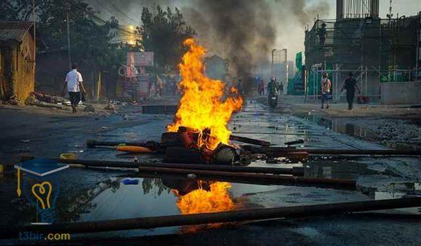 بحث قصير عن ثورة 25 يناير