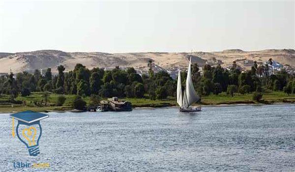 موضوع تعبير عن نهر النيل بالعناصر 2020