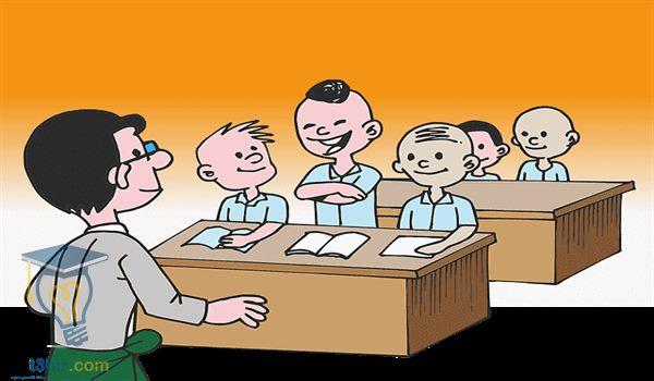 تعبير عن فضل المعلم وواجبنا نحوه