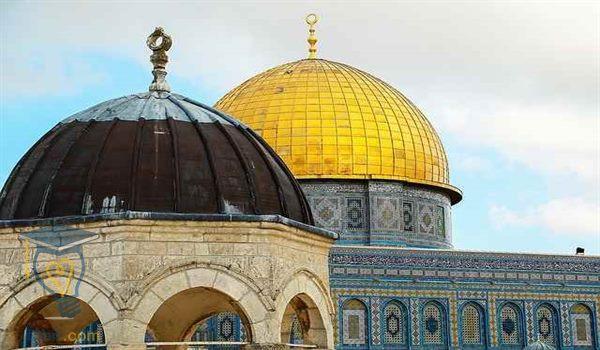 موضوع تعبير عن القدس اولى القبلتين وثالث الحرمين