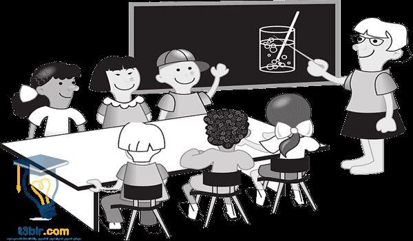 موضوع تعبير عن المعلم يربي الاجيال