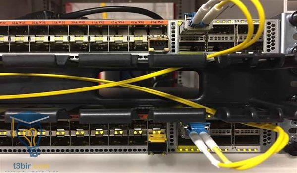 بحث مكون من 3 صفحات عن شبكات الحاسب