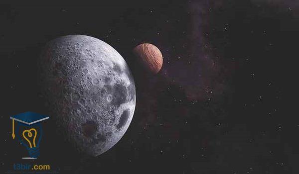 موضوع تعبير عن القمر للصف الرابع الابتدائى