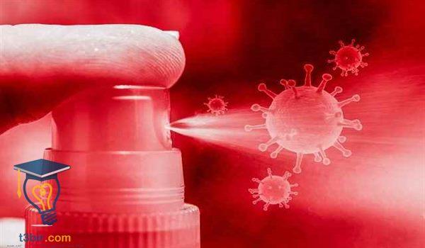 بحث عن الفيروسات والبكتيريا