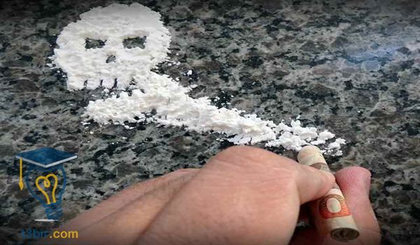 بحث عن اضرار المخدرات