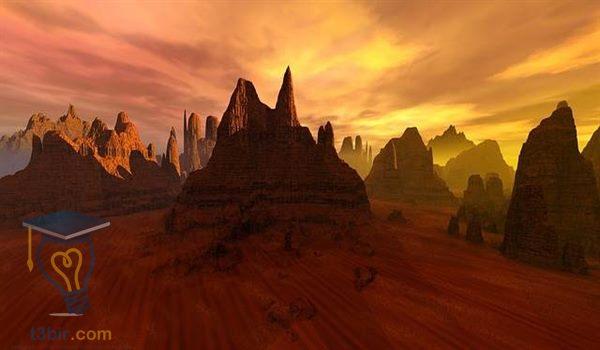 تعبير عن تعمير الصحراء للصف الثالث الاعدادى