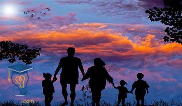 بحث عن الاسرة والطفولة بالمراجع