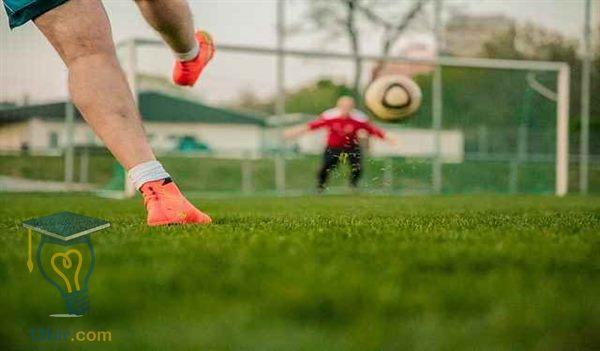بحث كامل عن كرة القدم