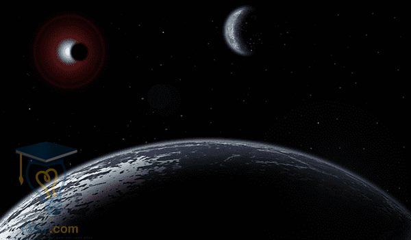 بحث عن الفضاء للصف الرابع الابتدائى
