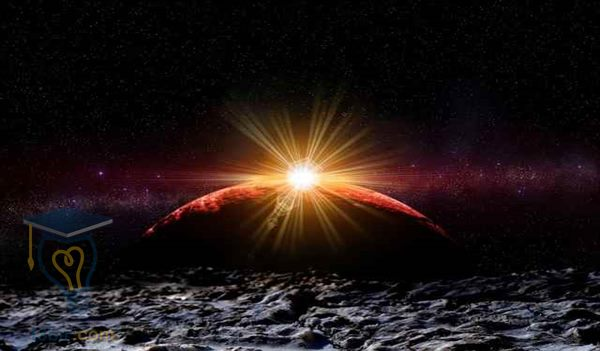 بحث عن علم الفضاء