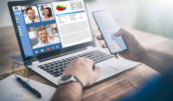 بحث حاسب عن الخدمات الالكترونية