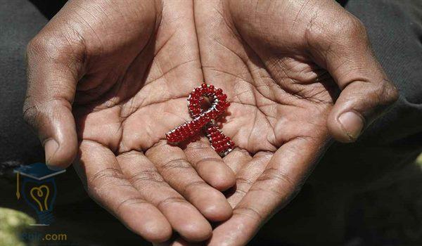 بحث عن فيروس الايدز